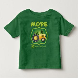 ベビーのトラクター トドラーTシャツ