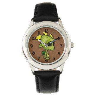 ベビーのドラゴン 腕時計