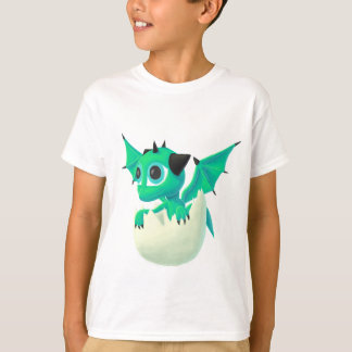 ベビーのドラゴン Tシャツ
