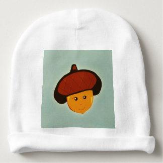 ベビーのドングリの帽子 ベビービーニー