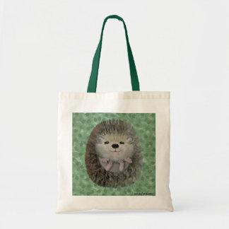ベビーのハリネズミのバッグ トートバッグ
