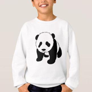 ベビーのパンダ スウェットシャツ
