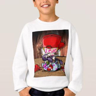 ベビーのヒップホップの破裂音 スウェットシャツ