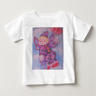 ベビーのピエロ ベビーTシャツ