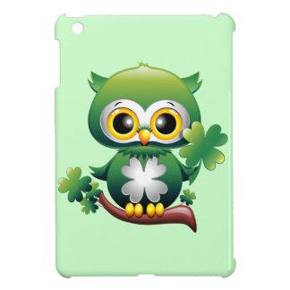 ベビーのフクロウのセントパトリックの漫画のiPad Miniケース iPad Miniケース