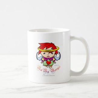 ベビーのブギウギ-天使 コーヒーマグカップ