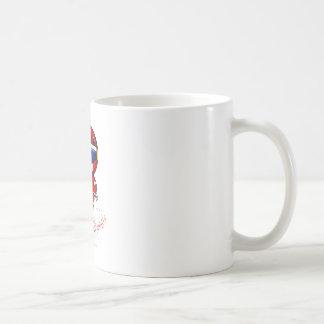 ベビーのブギウギ- Bioman コーヒーマグカップ