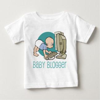 ベビーのブロガー ベビーTシャツ