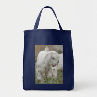 ベビーのヤギ トートバッグ