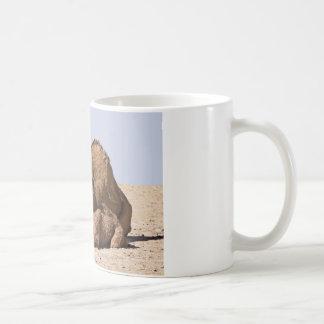 ベビーのラクダ コーヒーマグカップ
