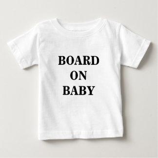ベビーのワイシャツの板 ベビーTシャツ