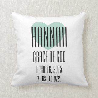 ベビーの一流の意味枕-ハナ クッション