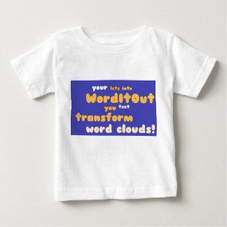 ベビーの上 ベビーTシャツ