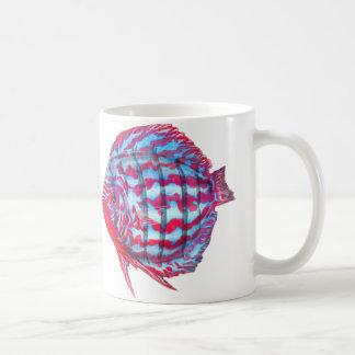ベビーの円盤投げ コーヒーマグカップ