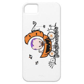 ベビーの吸血鬼とのiphone 5の場合 + カボチャベビーカー iPhone SE/5/5s ケース