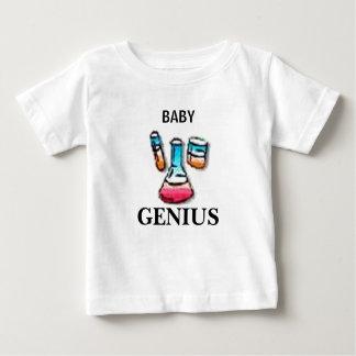 ベビーの天才 ベビーTシャツ