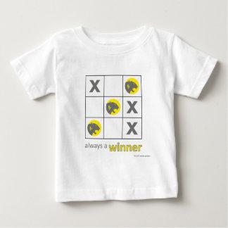 ベビーの幼児Tシャツ-常に勝者 ベビーTシャツ