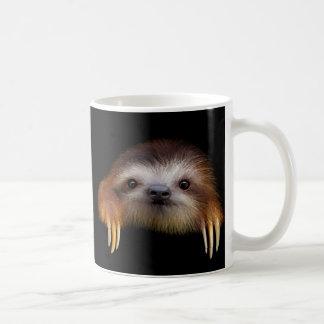 ベビーの怠惰 コーヒーマグカップ