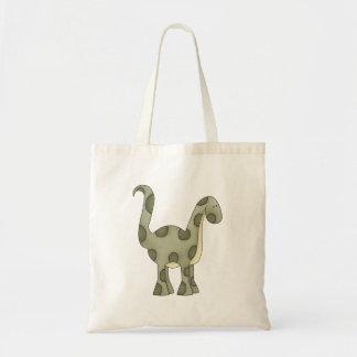 ベビーの恐竜 トートバッグ