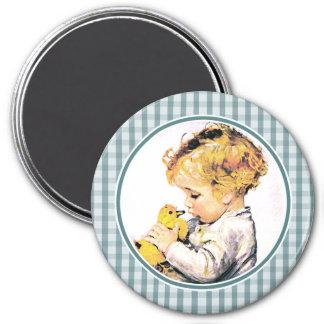 ベビーの最初イースター。 イースターギフトの磁石 マグネット