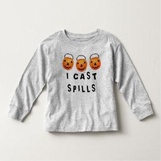 ベビーの最初ハロウィン トドラーTシャツ