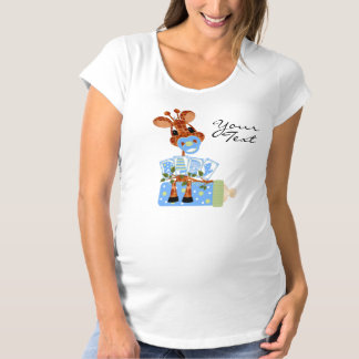 ベビーの母性6のワイシャツ マタニティTシャツ
