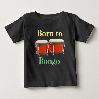 ベビーの罰金のジャージーのTシャツのボンゴ ベビーTシャツ