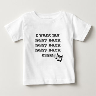 ベビーの背部! ベビーTシャツ