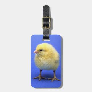 ベビーの鶏 ラゲッジタグ