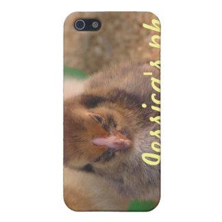 ベビーの鶏 iPhone 5 COVER
