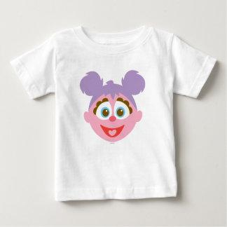 ベビーのAbby Cadabbyの大きい顔 ベビーTシャツ