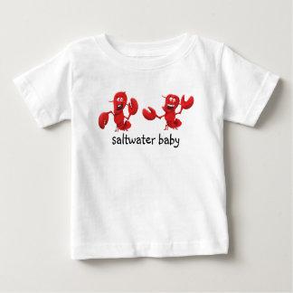 ベビーのjerseyのTシャツ ベビーTシャツ