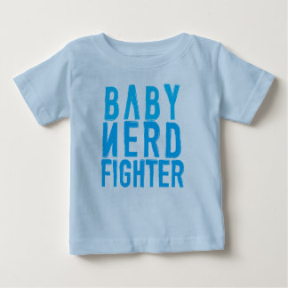 ベビーのNerdfighterの青 ベビーTシャツ