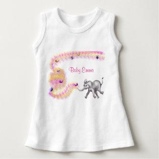 ベビーのSlevelessの甘い服- Fanti ドレス