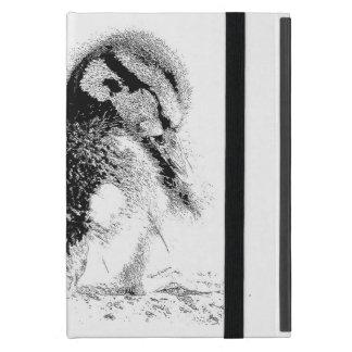 ベビーは子ガモの鳥の野性生物動物のマガモを引込めます iPad MINI ケース