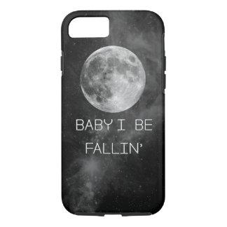 ベビーはI Fallin Phonecaseです iPhone 8/7ケース