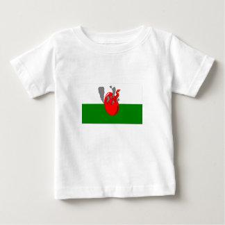 ベビーウェールズ ベビーTシャツ