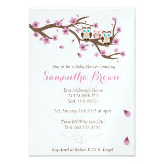 ベビーシャワーのカスタムの招待状 カード