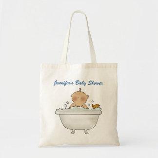 ベビーシャワーのバッグ トートバッグ