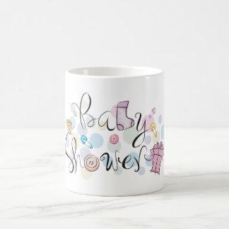 ベビーシャワーのマグ コーヒーマグカップ