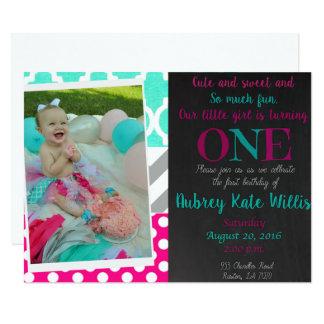 ベビーシャワーの招待 カード