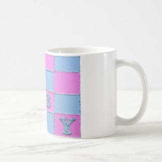 ベビーシャワーの招待 コーヒーマグカップ