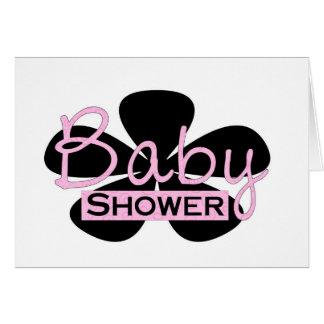 ベビーシャワー カード