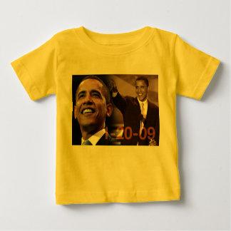 ベビーバラック・オバマ1-20-09年 ベビーTシャツ
