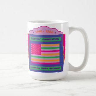ベビーブーマーのマグ コーヒーマグカップ