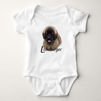 ベビールートビッヒLeonbergerの子犬のボディスーツ ベビーボディスーツ