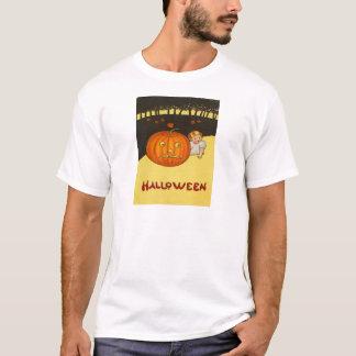 ベビー及びジャックOのランタン Tシャツ