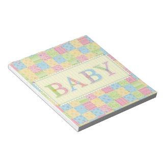ベビー愛コレクション ノートパッド