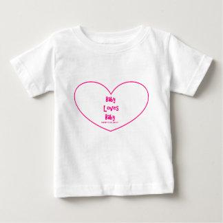 ベビー愛 ベビーTシャツ