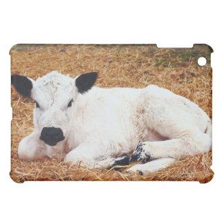 ベビー牛、子牛 iPad MINIカバー